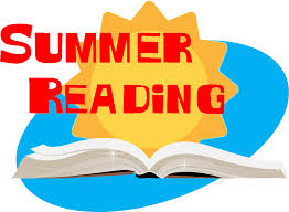 Incoming K students summer reading program